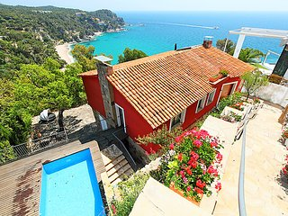5 bedroom Villa in Tossa de Mar, Catalonia, Spain : ref 5038046