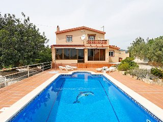 3 bedroom Villa in L'Ampolla, Catalonia, Spain : ref 5038067