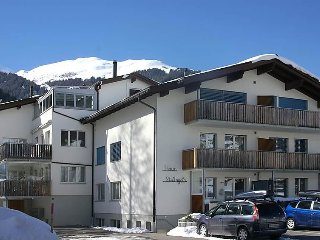 Churwalden Apartment Sleeps 6 with WiFi - 5038117