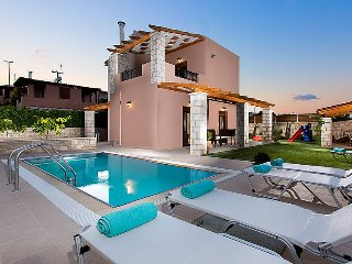 3 bedroom Villa in Agia Roumeli, Crete, Greece : ref 5038157