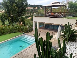 4 bedroom Villa in Cavalaire, Cote d Azur, France : ref 2371515