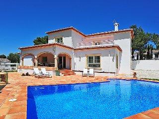 3 bedroom Villa in Xàbia, Valencia, Spain : ref 5039602