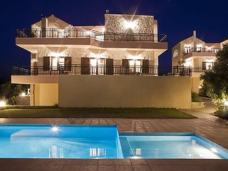 4 bedroom Villa in Asteri, Crete, Greece : ref 5039625