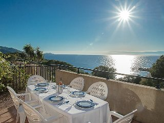 4 bedroom Villa in Corbara, Corsica, France : ref 5039772