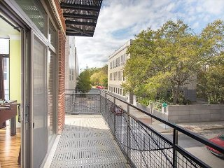 Stay Local in Savannah: Luxury downtown condo sleeps 20 Lucky guests!