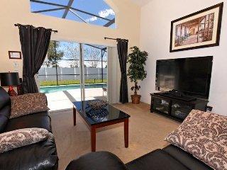 4 Bed 3 Bath Pool Home in Solana Resort. 1112SC, Orlando