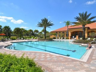 670OCB. Watersong Resort 7 Bedroom 4 Bath Pool Home Near Disney