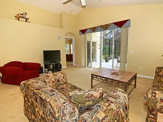 Beautiful 4 Bedroom 3 Bath Pool Home in Highlands Reserve. 360NHD, Davenport