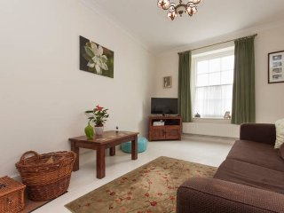 Living room with TV/DVD/Freeview