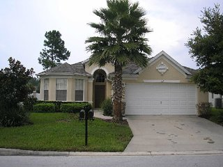 4 Bedroom Florida Vacation Home with Pool, Spa & Covered Lanai. 182PD