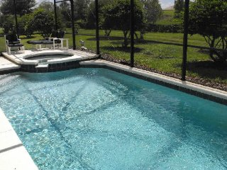 4 Bedroom Florida Vacation Pool Home with Spa. 1613MSD