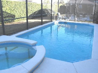 3 Bedroom Florida Vacation Home with Pool, Spa and Games Room. 1608MSD