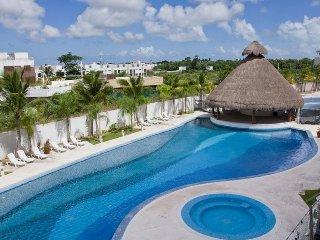 Hermoso Apartamento en Privada | 3H 2B de 6 a 8 pax Cerca de la Playa