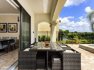 Luxury 5 Bedroom 5.5 Bathroom Reunion Resort Pool Home. 845DMV, Reunión