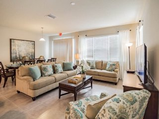 New 4 Bedroom 3.5 Bath End Unit Town Home Located in Compass Bay. 5131CHD