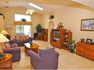 Orange Tree 5 Bedroom 4 Bath Pool Home. 16321EHS