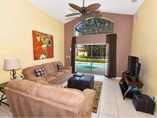 Emerald Island 5 Bedroom 3 Bath Pool Home. 2676EIB
