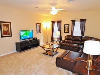 Watersong Resort 5 Bedroom 4.5 Bath Pool Home. 256YSD