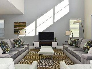 Lovely 5 Bedroom Pool Home in Champions Gate Golf Resort. 1624MVD