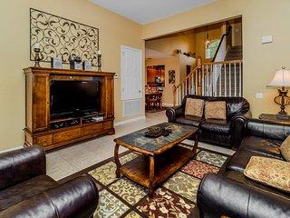 Stunning 5 Bedroom 5 Bath Pool Home in Windsor Hills Resort. 2615PS, Kissimmee