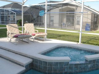 Pet Friendly 4 Bedroom 3 Bath Pool Home in Gated Community. 140RD