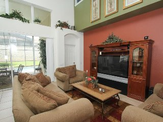 6 Bedroom Pool Home with 2 Masters in Windsor Hills Resort. 7757BC