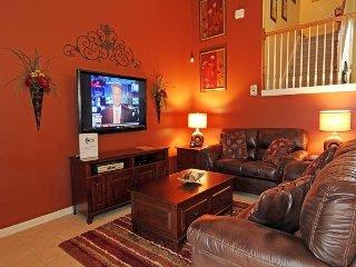 5 Bedroom 3.5 Bath Pool Home in Windsor Palms Gated Resort. 8135SPD, Orlando
