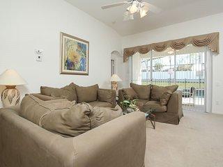 4 Bedroom 3 Bathroom Pool Home Located In Windsor Palms Resort. 2209WPW