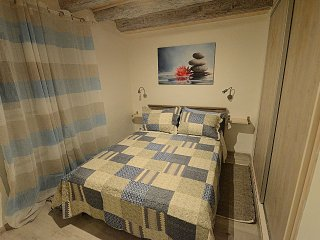 Cosy little modern-rustic apartment in Corfu center, Corfu Town