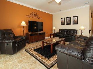 6 Bedroom Pool Home In Paradise Palms Near Disney. 8860CP