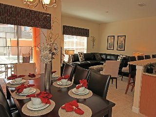4 Bedroom 3 Bath Beautiful Town Home In Kissimmee Resort. 8974CAL