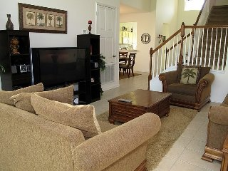 2604DS. 5 Bedroom 5 Bath Pool home in Windsor Hills That Sleeps 12