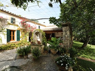 Baron - Cosy house in the center of the island, Sineu
