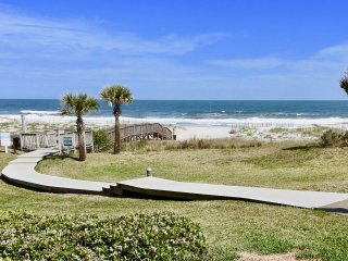 Oceanfront 2 Bedroom 2 Bath - Sandcastles Villa Amelia Island Plantation Resort