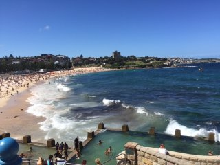 Room with ensuite near Coogee Beach Sydney