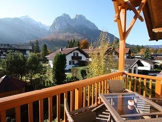 Alpenstern Wohnung 3, Grainau