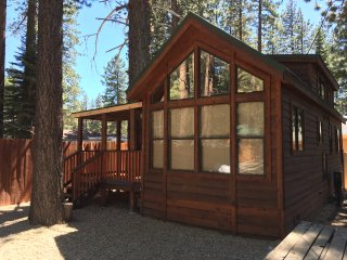 Zion Cabin at Cedar Pines Resort