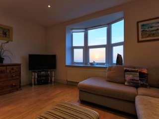 Two bedroom, two bathroom apartment over looking Viking Bay!