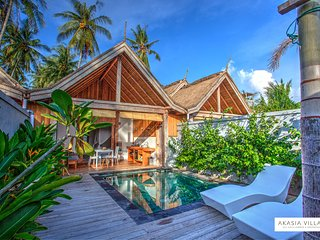 Akasia Villas - 1 Bedroom - Private Pool, Gili Air