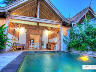 Akasia Villas 1 bedroom private swimming pool