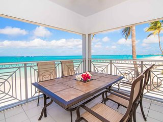 Oceanfront Luxury on SMB :Your Carribean Paradise