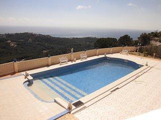 Fantastica villa con piscina Palm Vistamar Lloret de Mar
