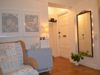 Charming 4 room apt, Stockholm City