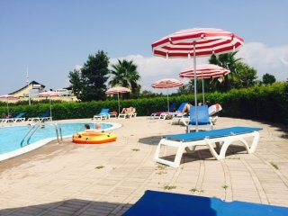 Pizzo Beach Club 5* private Resort next to Clubmed