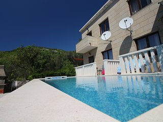 Dubrovnik Holiday House with pool