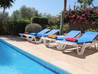 Casa Mondrago Melani, Ferienhaus Mallorca fur bis zu 5 Pers. mit Privatpool
