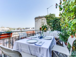 Saint Germain des Pres - Penthouse View