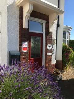 Summer Hill front door