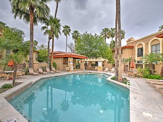 NEW! 2BR Phoenix Condo w/ Pool and Outdoor BBQ!