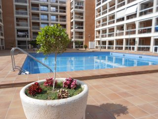 Olimar attic, air-conditioned, with pool, Cambrils